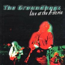 Live at the Astoria 1998 - CD Audio di Groundhogs