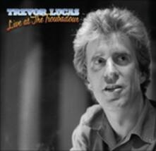 Live at the Troubadour - CD Audio di Trevor Lucas