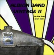 Vintage vol.2 - CD Audio di Albion Band