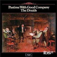 Pastime With - CD Audio di Druids