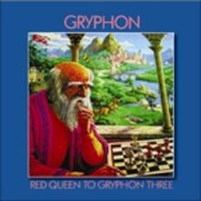 Red Queen To Gryphon Thre - CD Audio di Gryphon