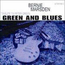 Green and Blues - CD Audio di Bernie Marsden