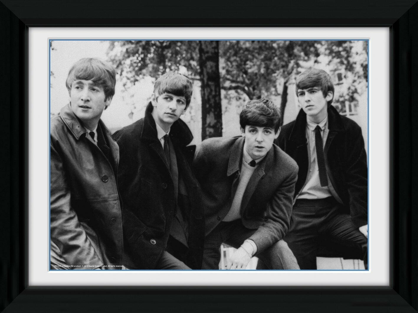 Idee Pose Fotografiche : Foto in cornice the beatles pose gb eye idee regalo ibs