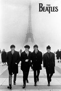 Poster In Paris Beatles 61x91,5 cm. - 2
