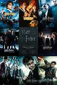 Idee regalo Poster Harry Potter. Collection 61x91,5 cm. GB Eye