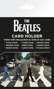 Portatessere The Beatles. Abbey Road