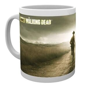 Tazza Walking Dead. Running