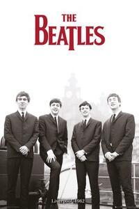 Poster Liverpool 62 Beatles 61x91,5 cm. - 2