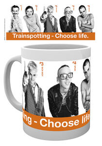 Tazza Trainspotting. Cast