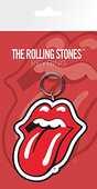 Idee regalo Portachiavi in Gomma The Rolling Stones. Lips GB Eye