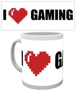 Tazza Gaming. Love Gaming