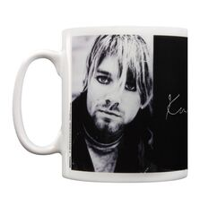 Idee regalo Tazza Kurt Cobain. Signature GB Eye