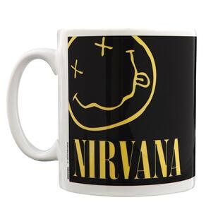 Tazza Nirvana. Smiley