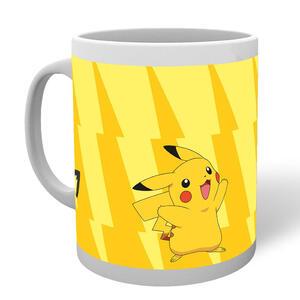 Tazza Pokemon. Pikachu Evolve