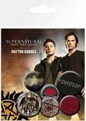 Idee regalo Badge Pack Supernatural. Saving People GB Eye