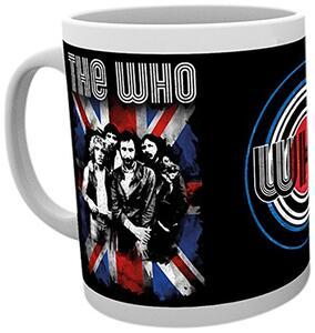 Tazza The Who. Flag - 2