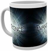 Idee regalo Tazza Evanescence. Logo GB Eye