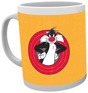 Tazza Looney Tunes. Silvestro
