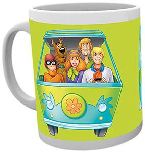 Tazza Scooby Doo. Mystery Wagon