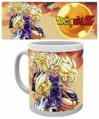 Idee regalo Tazza Dragon Ball Z. Super Saiyans GB Eye