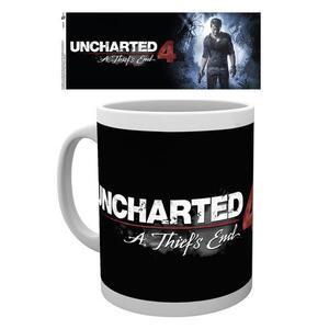 Tazza Uncharted 4. Logo