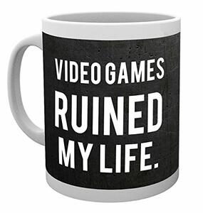 Tazza Gaming. Ruined My Life