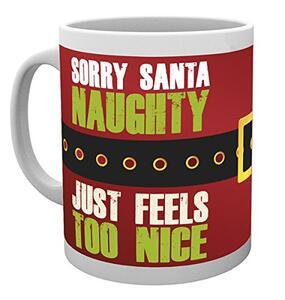 Tazza Christmas. Sorry Santa