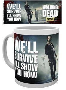 Tazza The Walking Dead. Guns