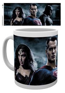 Tazza Batman v Superman. Trio