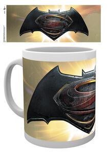 Tazza Batman v Superman. Logo Alt