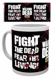 Tazza The Walking Dead. Fight the Dead