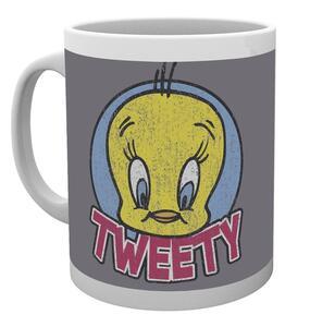 Tazza Tweety Pie. Vintage