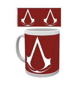 Tazza Assassin's Creed. Symbol
