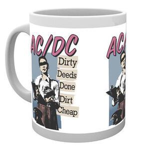 Tazza AC/DC. Dirty Deeds