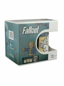 Tazza Fallout 4. Vault Posters