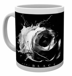 Tazza Andy Black. Rose