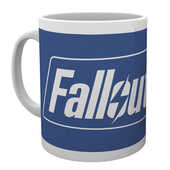 Idee regalo Tazza Fallout 4. Logo GB Eye