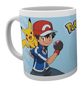Tazza Pokemon. Ash - 2