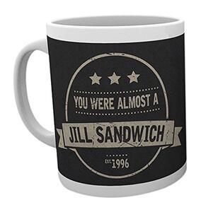 Tazza Resident Evil. Jill Sandwich