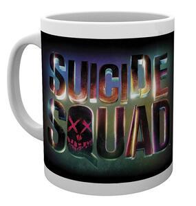 Tazza Suicide Squad. Logo