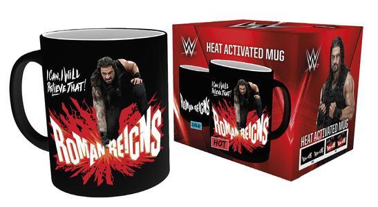 Tazza Termosensibile WWE. Roman Reigns