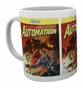 Tazza Fallout 4. Automatron