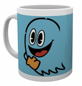 Tazza Pacman. Ghost