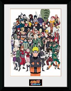 Foto In Cornice Naruto Shippuden. Group