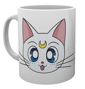 Tazza Sailor Moon. Luna & Artemis