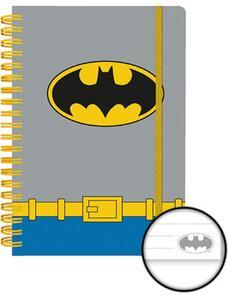 Quaderno Dc Comics. Batman Costume