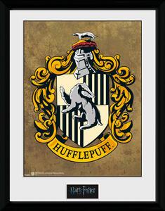 Stampa In Cornice 30x40 cm. Harry Potter. Hufflepuff