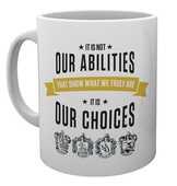 Idee regalo Tazza Harry Potter. Abilities GB Eye