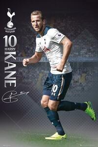 Poster Tottenham Hotspur. Kane 16/17 61x91,5 cm.