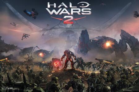 Poster Halo Wars 2. Key Art 61x91,5 cm. - 2